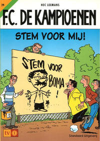 Cover Thumbnail for F.C. De Kampioenen (Standaard Uitgeverij, 1997 series) #29