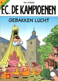 Cover for F.C. De Kampioenen (Standaard Uitgeverij, 1997 series) #30
