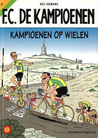 Cover Thumbnail for F.C. De Kampioenen (Standaard Uitgeverij, 1997 series) #31
