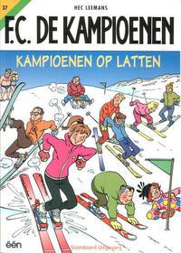 Cover Thumbnail for F.C. De Kampioenen (Standaard Uitgeverij, 1997 series) #37