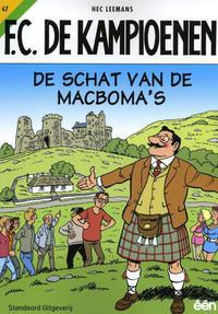 Cover Thumbnail for F.C. De Kampioenen (Standaard Uitgeverij, 1997 series) #47