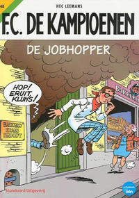 Cover Thumbnail for F.C. De Kampioenen (Standaard Uitgeverij, 1997 series) #48