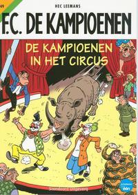 Cover Thumbnail for F.C. De Kampioenen (Standaard Uitgeverij, 1997 series) #49