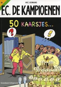 Cover Thumbnail for F.C. De Kampioenen (Standaard Uitgeverij, 1997 series) #50