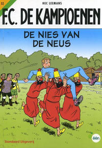 Cover Thumbnail for F.C. De Kampioenen (Standaard Uitgeverij, 1997 series) #52