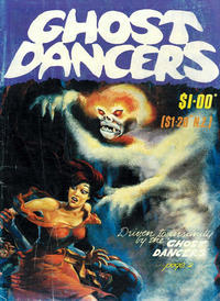 Cover Thumbnail for Ghost Dancers (Gredown, 1982 series) #[nn]