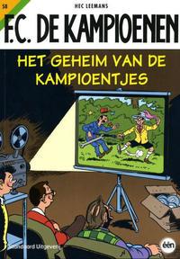 Cover Thumbnail for F.C. De Kampioenen (Standaard Uitgeverij, 1997 series) #58