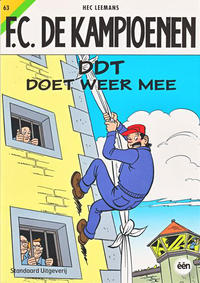 Cover Thumbnail for F.C. De Kampioenen (Standaard Uitgeverij, 1997 series) #63