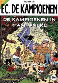 Cover Thumbnail for F.C. De Kampioenen (Standaard Uitgeverij, 1997 series) #65