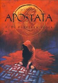 Cover Thumbnail for Apostata (Standaard Uitgeverij, 2009 series) #1 - De purperen vloek
