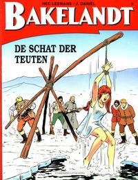 Cover Thumbnail for Bakelandt (Standaard Uitgeverij, 1993 series) #9