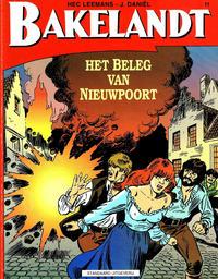 Cover Thumbnail for Bakelandt (Standaard Uitgeverij, 1993 series) #11