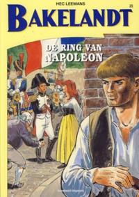 Cover Thumbnail for Bakelandt (Standaard Uitgeverij, 1993 series) #25