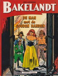 Cover Thumbnail for Bakelandt (Standaard Uitgeverij, 1993 series) #51