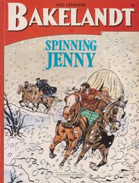 Cover Thumbnail for Bakelandt (Standaard Uitgeverij, 1993 series) #52