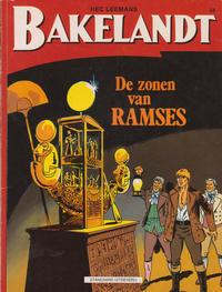 Cover Thumbnail for Bakelandt (Standaard Uitgeverij, 1993 series) #54