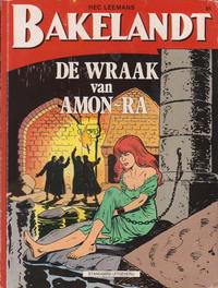 Cover Thumbnail for Bakelandt (Standaard Uitgeverij, 1993 series) #55