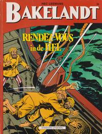 Cover Thumbnail for Bakelandt (Standaard Uitgeverij, 1993 series) #56