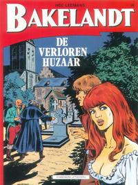 Cover Thumbnail for Bakelandt (Standaard Uitgeverij, 1993 series) #59
