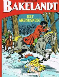 Cover Thumbnail for Bakelandt (Standaard Uitgeverij, 1993 series) #70 - Het arendsnest
