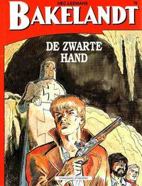 Cover Thumbnail for Bakelandt (Standaard Uitgeverij, 1993 series) #79