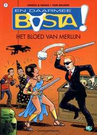 Cover Thumbnail for En daarmee basta! (Standaard Uitgeverij, 2006 series) #7 - Het bloed van Merlijn