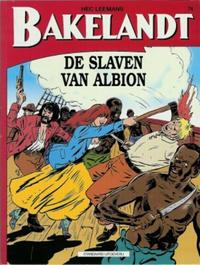Cover Thumbnail for Bakelandt (Standaard Uitgeverij, 1993 series) #74 - De slaven van Albion