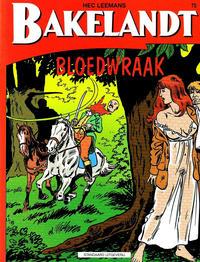 Cover Thumbnail for Bakelandt (Standaard Uitgeverij, 1993 series) #75