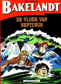Cover Thumbnail for Bakelandt (Standaard Uitgeverij, 1993 series) #76 - De vloek van Neptunes