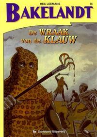 Cover Thumbnail for Bakelandt (Standaard Uitgeverij, 1993 series) #86
