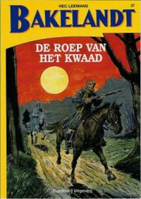 Cover Thumbnail for Bakelandt (Standaard Uitgeverij, 1993 series) #87
