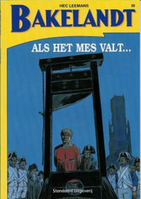Cover Thumbnail for Bakelandt (Standaard Uitgeverij, 1993 series) #89
