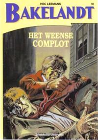 Cover Thumbnail for Bakelandt (Standaard Uitgeverij, 1993 series) #92