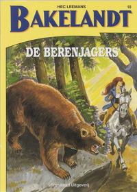 Cover Thumbnail for Bakelandt (Standaard Uitgeverij, 1993 series) #93 - De berenjagers