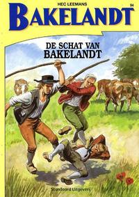 Cover Thumbnail for Bakelandt (Standaard Uitgeverij, 1993 series) #94