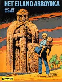 Cover Thumbnail for Het eiland Arroyoka (Le Lombard, 1979 series)