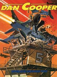 Cover Thumbnail for Dan Cooper (Edi-3-BD, 1980 series) #26 - Operatie Kosmos 990