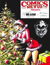 Cover for Comics Revue (Manuscript Press, 1985 series) #295-296