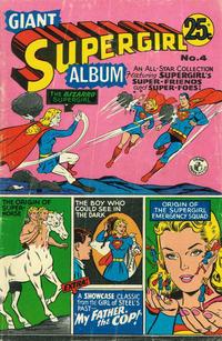 Cover Thumbnail for Giant Supergirl Album (K. G. Murray, 1970 series) #4