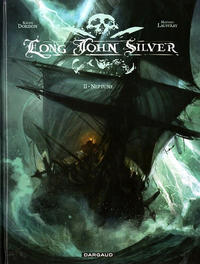 Cover Thumbnail for Long John Silver (Dargaud éditions, 2007 series) #2 - Neptune