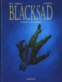 Cover Thumbnail for Blacksad (Dargaud éditions, 2000 series) #4 - L'Enfer, le silence