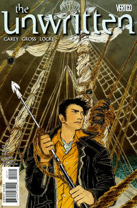 Cover for The Unwritten (DC, 2009 series) #21