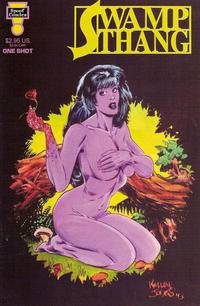 Cover Thumbnail for Swamp Thang (Personality Comics, 1993 series) #1