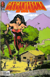 Cover for FemForce (AC, 1985 series) #154