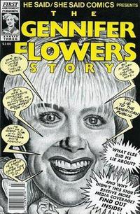 Cover Thumbnail for He Said/She Said Comics (First Amendment Publishing, 1993 series) #3