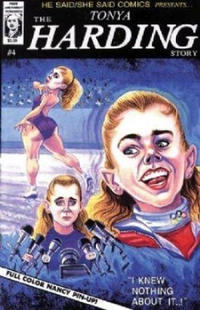 Cover Thumbnail for He Said/She Said Comics (First Amendment Publishing, 1993 series) #4
