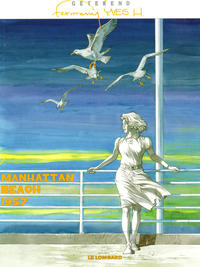 Cover Thumbnail for Manhattan Beach 1957 (Le Lombard, 2002 series)