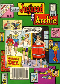 Cover Thumbnail for Jughead with Archie Digest (Archie, 1974 series) #51