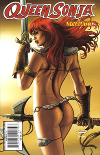 Cover Thumbnail for Queen Sonja (Dynamite Entertainment, 2009 series) #12 [Fabiano Neves Cover]