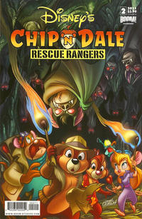 Cover Thumbnail for Chip 'n' Dale Rescue Rangers (Boom! Studios, 2010 series) #2 [Cover A]